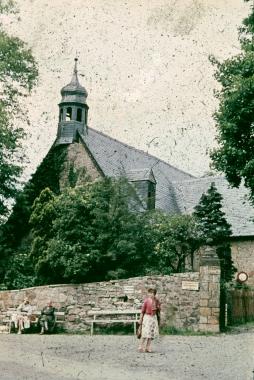 Theobaldikapelle - Stadtarchiv Wernigerode