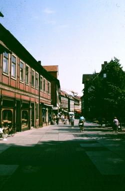Westernstraße - Stadtarchiv Wernigerode