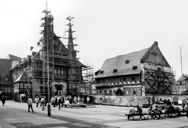 Neugestaltung der Westseite des Marktplatzes - Dieter Oemler