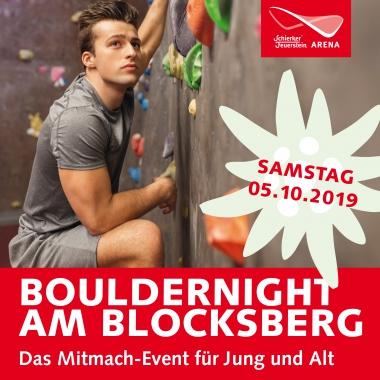 Anzeige Boldernight - Winnie Zagrodnik