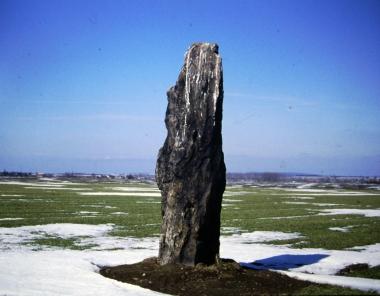 Menhir in der Gemarkung von Benzingerode © Wolfgang Grothe