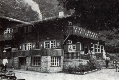 Gasthaus Christianental 1957 - Gerhard Bombös