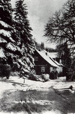 Gasthaus Christianental 1956 - Gerhard Bombös