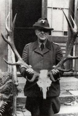 Forstmeister Otto Hermanns - Gerhard Bombös
