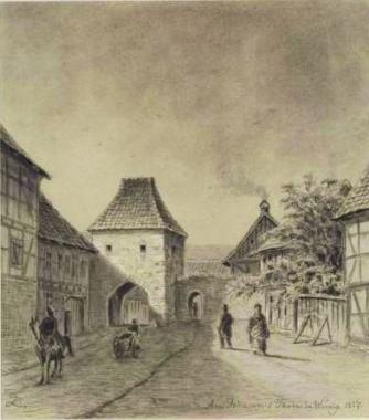 Am Johannistor - Harzmuseum Wernigerode