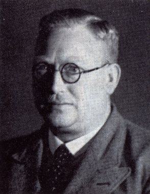 Fahrlehrer Karl Burchhardt - Gerhard Bombös