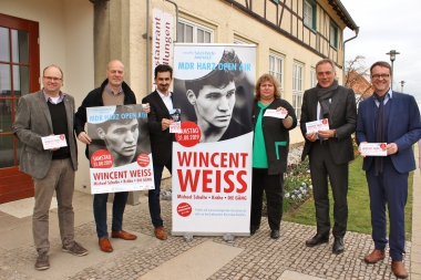 MDR HOA Presseauftakt - Winnie Zagrodnik