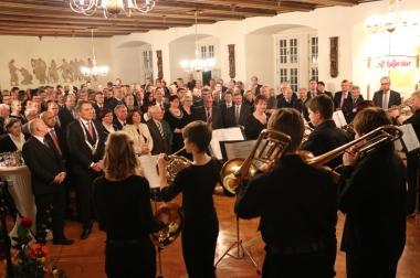 Neujahrsempfang des Oberbürgermeisters - Stadtverwaltung Wernigerode