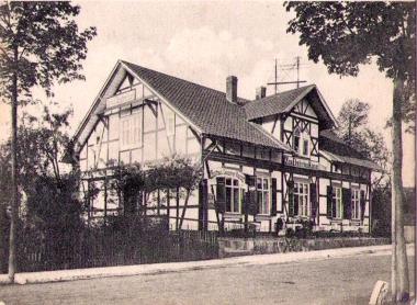 """Gaststätte """"Zum Deutschen Kaiser"""" - Stadtarchiv Wernigerode"""