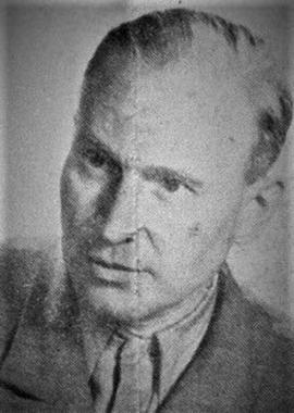 Richard Bartels 1946 - Ralf Mattern: Orte der Wernigeröder Arbeiter- und Demokratiebewegung: Ein historischer Rundgang durch die Stadt und die Ortsteile
