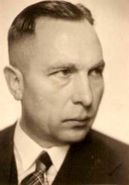 Paul Eichfeld (Bild zwischen 1935 und 1943) - Ralf Mattern: Orte der Wernigeröder Arbeiter- und Demokratiebewegung: Ein historischer Rundgang durch die Stadt und die Ortsteile