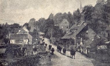 Dorfstraße - Schierke - gemeinfrei