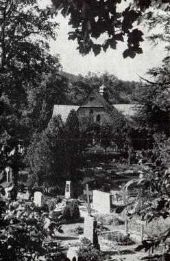 Theobaldikapelle 1956 - Gerhard Bombös