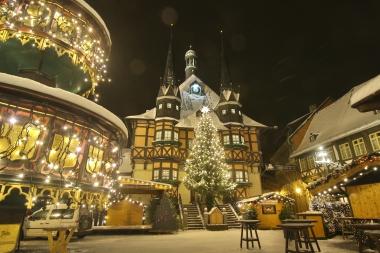 Am 29. November öffnet der diesjährige Weihnachtsmarkt - Matthias Bein